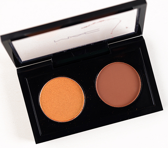 MAC Marche aux Puces Eyeshadow Duo