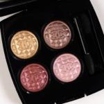 Chanel Harmonie du Soir Regard Signe de Chanel Quadra Eyeshadow Palette