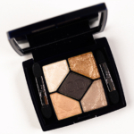 Dior Night Golds 5 Couleurs Iridescent Eyeshadow Palette
