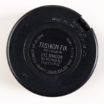 MAC Fashion Fix Pro Longwear Eyeshadow