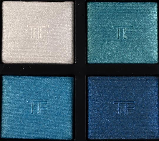Tom Ford Emerald Lust Eyeshadow Palette