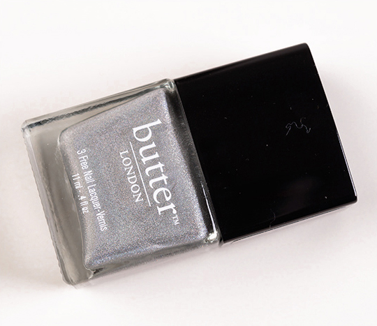 Butter London Dodgy Barnett Nail Lacquer Review, Photos, Swatches