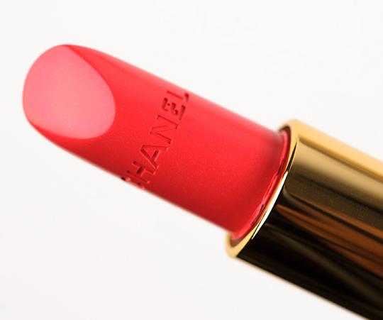 Chanel Enjouee Rouge Allure Luminous Intense Lip Colour