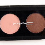 MAC Sensual Peach Eyeshadow Duo