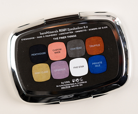 bareMinerals The Finer Things Eyeshadow Palette