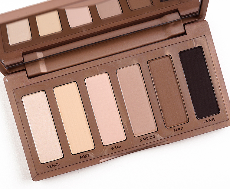 URBAN DECAY | Naked Basics Eyeshadow Palette - Penha Duty