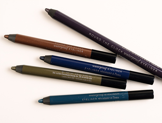 bareMinerals Seize the Day Eyeliner Set Review, Photos, Swatches