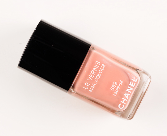 Chanel Emprise Le Vernis / Nail Colour