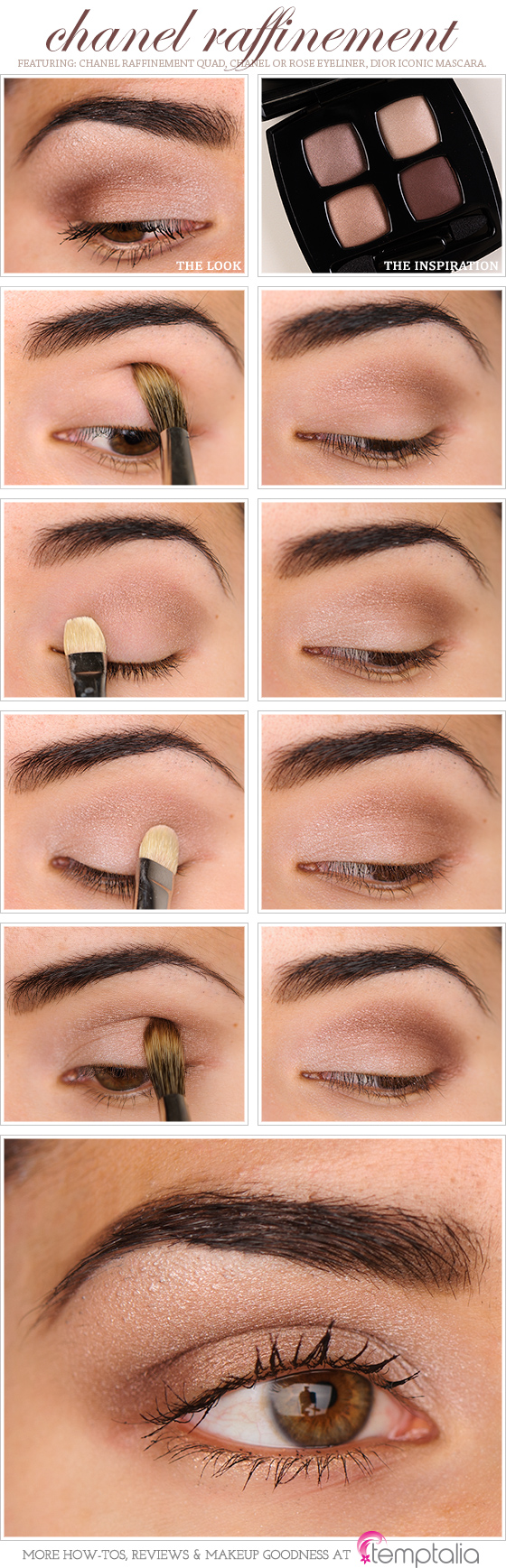 Chanel Raffinement Eyeshadow Quad
