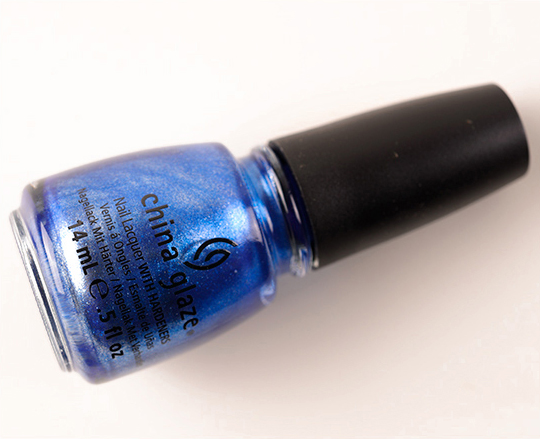 China Glaze Blue Bells Nail Lacquer