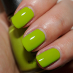 China Glaze Def Defying Nail Lacquer