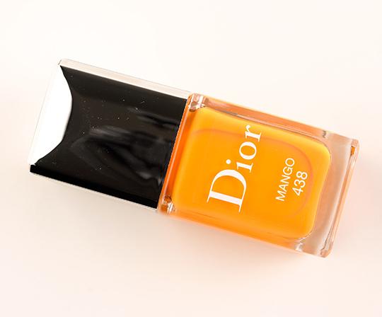 Dior Mango Vernis