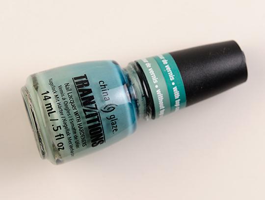 China Glaze Duplicity Nail Lacquer