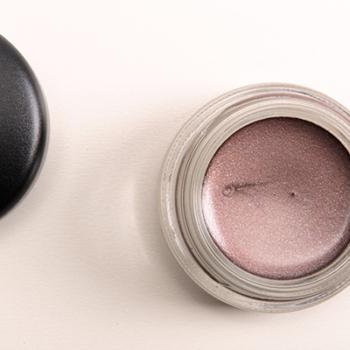 mac frozen violet pro longwear paint pot review photos swatches