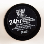 Maybelline Inked in Pink Color Tattoo Metal 24 Hour Eyeshadow