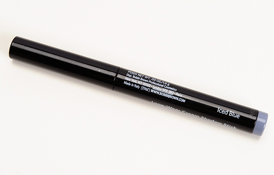 Bobbi Brown Iced Blue Long-Wear Cream Shadow Stick