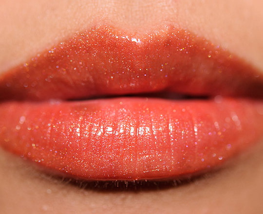Burberry Coral Lip Glow Lipgloss