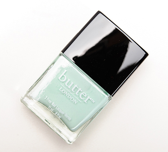Butter London Fiver Nail Lacquer Review, Photos, Swatches