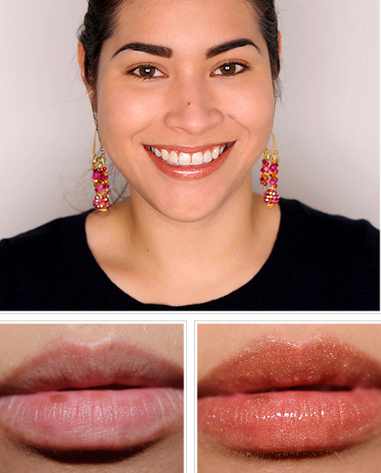 Chanel Attirance Rouge Allure Extrait de Gloss