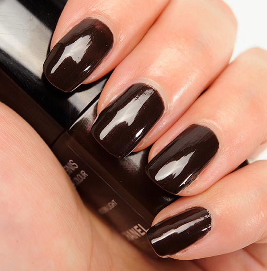 Chanel Western Light Le Vernis Nail Colour