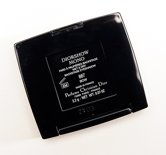 Dior Bow (887) Mono Eyeshadow