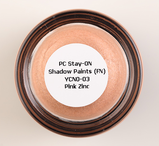 Estee Lauder Pink Zinc Shadow Paint
