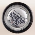 Maybelline Silver Strike Color Tattoo Metal 24 Hour Eyeshadow