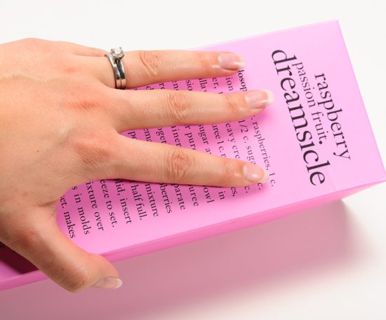 philosophy Raspberry Passion Fruit Dreamsicle Shampoo, Shower Gel, & Bubble Bath
