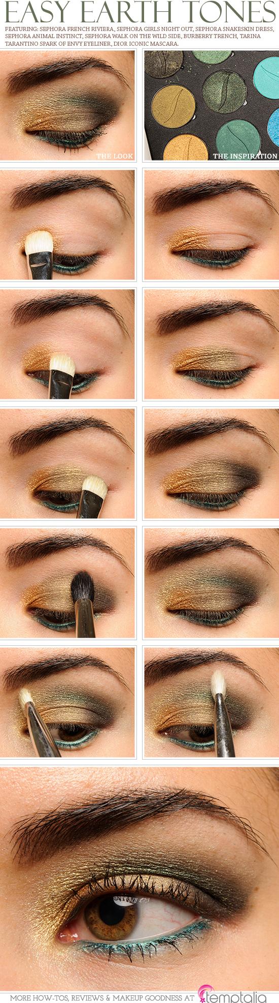 Sephora Snakeskin Dress (02) Eyeshadow
