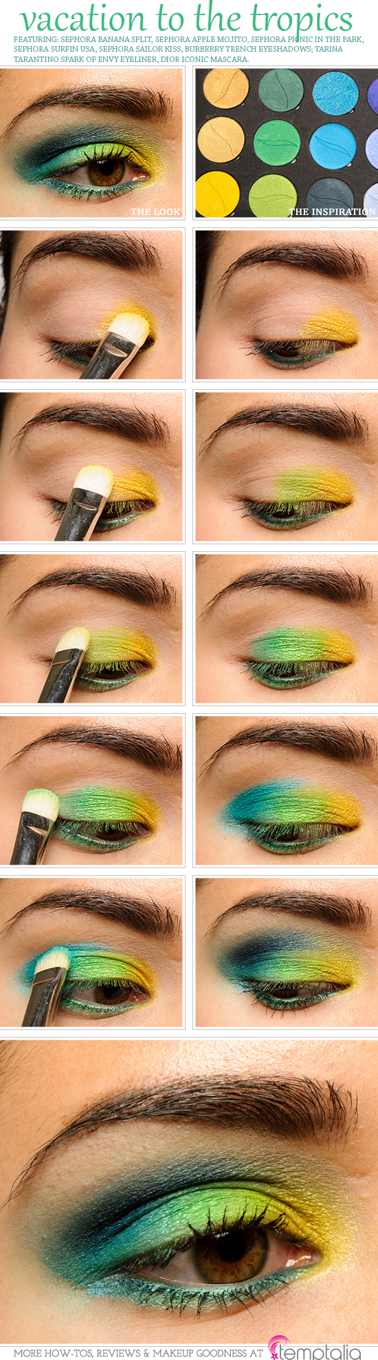 Sephora Picnic in the Park (07) Eyeshadow