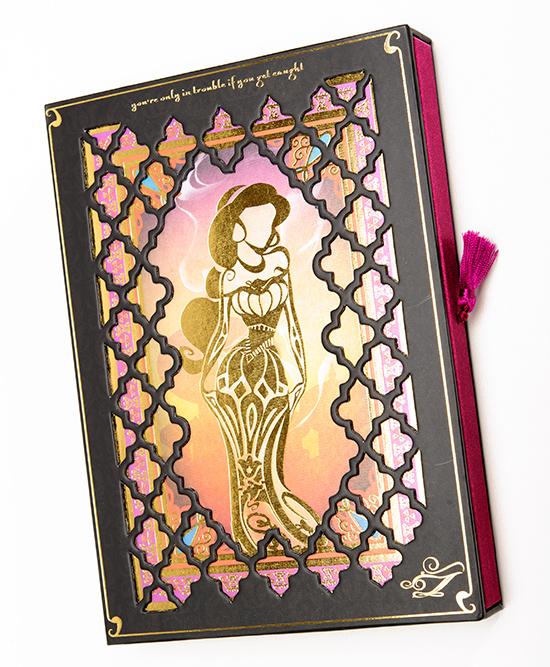 Disney Jasmine Storylook Palette