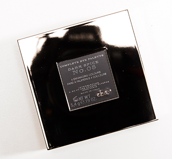 Burberry Dark Spice Complete Eye Palette