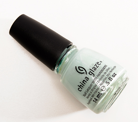 China Glaze Keep Calm, Paint On Nail Lacquer
