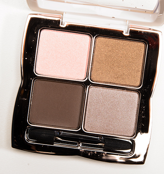 Flower Beauty Foxy Browns Shadow Play Eyeshadow Quad