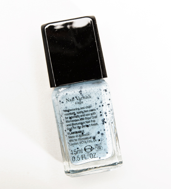 Illamasqua Fragile Nail Varnish