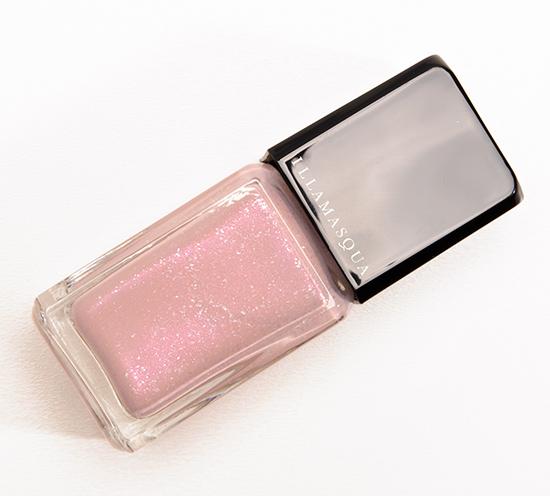 Illamasqua Pink Raindrops Nail Varnish