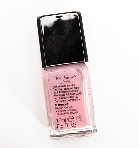 Illamasqua Scarce Nail Varnish