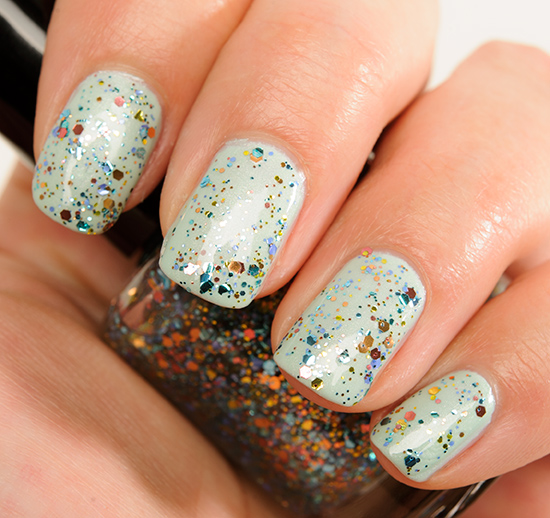 KBShimmer Pastel Me More Nail Lacquer