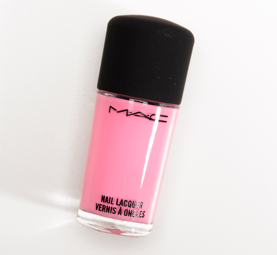 MAC Silly Nail Lacquer