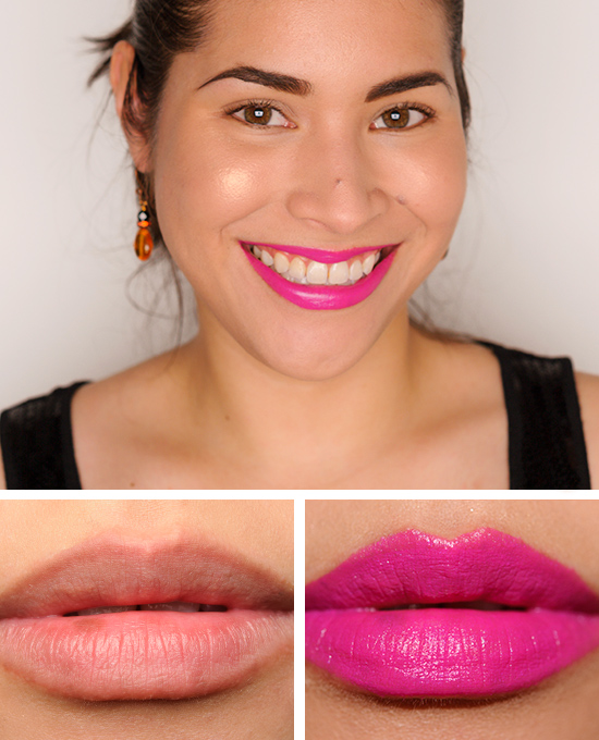 Maybelline Hot Plum ColorSensational Vivids Lip Color