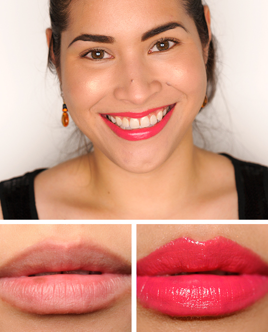 Maybelline Shocking Coral ColorSensational Vivids Lip Color
