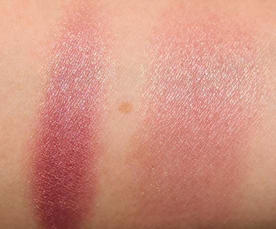 Nars Sin Blush On Pale Skin