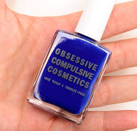 OCC Pond Nail Lacquer