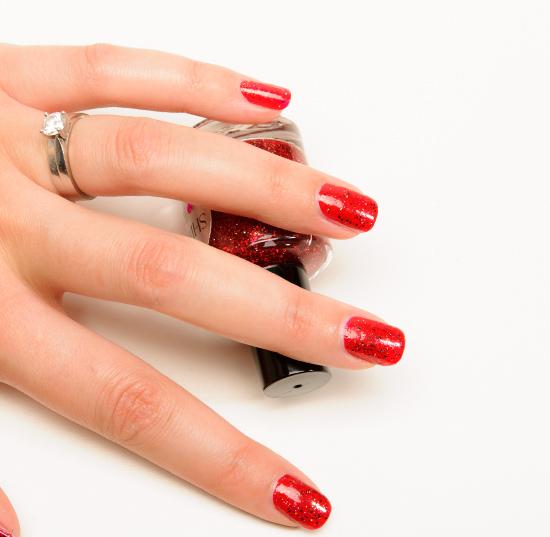 Shimmer Polish Cindy Nail Lacquer