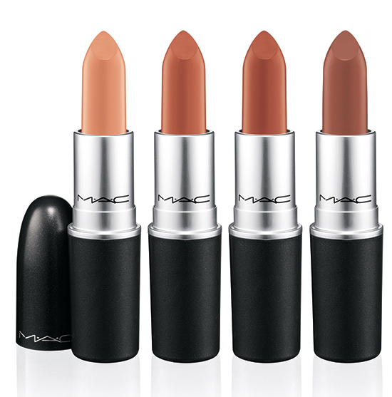 MAC Nudes & Metallics Collection