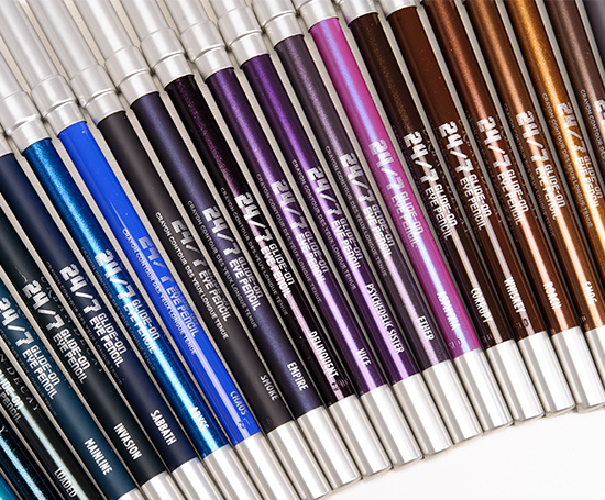 Urban Decay 24/7 Glide-On Eye Pencils