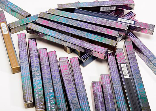 Urban Decay 24/7 Glide-On Eye Pencils