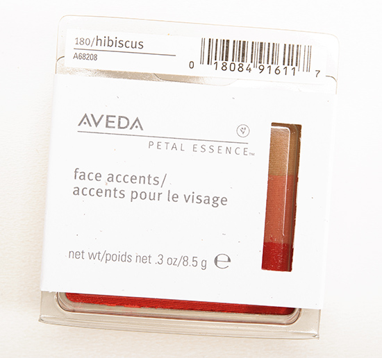 Aveda Hibiscus Petal Essence Face Accents