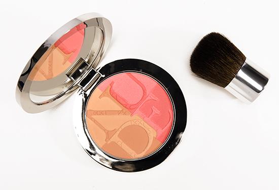 Dior Pink Glow (001) Nude Tan Paradise Duo