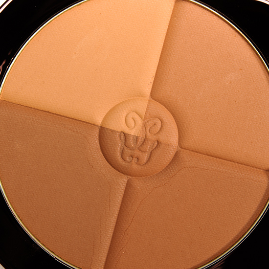 Guerlain Moyen Brunettes (05) Terracotta Four Seasons Bronzer